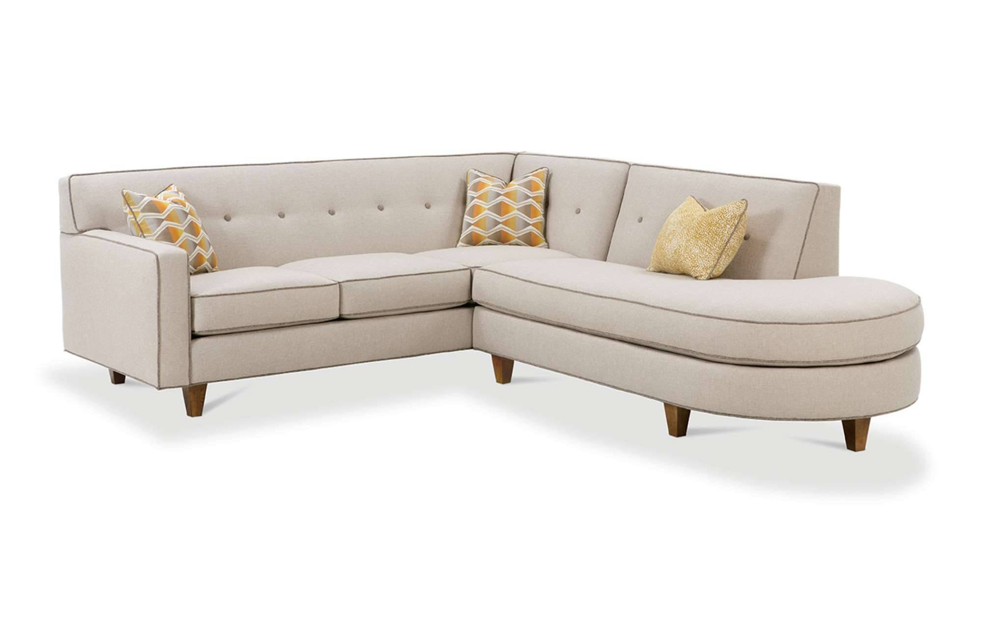 Dorset Sectionalrowe Furniture within Rowe Sectional Sofas (Image 2 of 15)