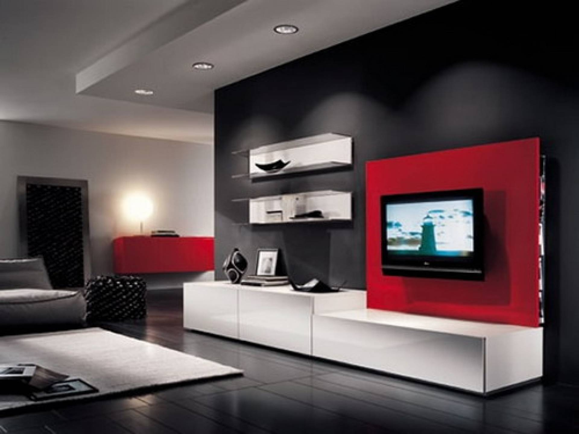 Download Living Room Packages With Tv | Gen4Congress intended for Ultra Modern Tv Stands (Image 3 of 15)