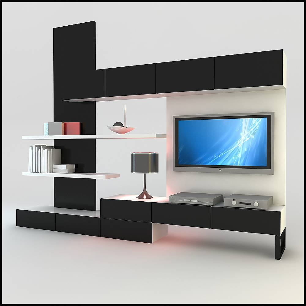 Download Tv Case Design | Home Intercine With Modern Lcd Tv Cases (View 2 of 15)