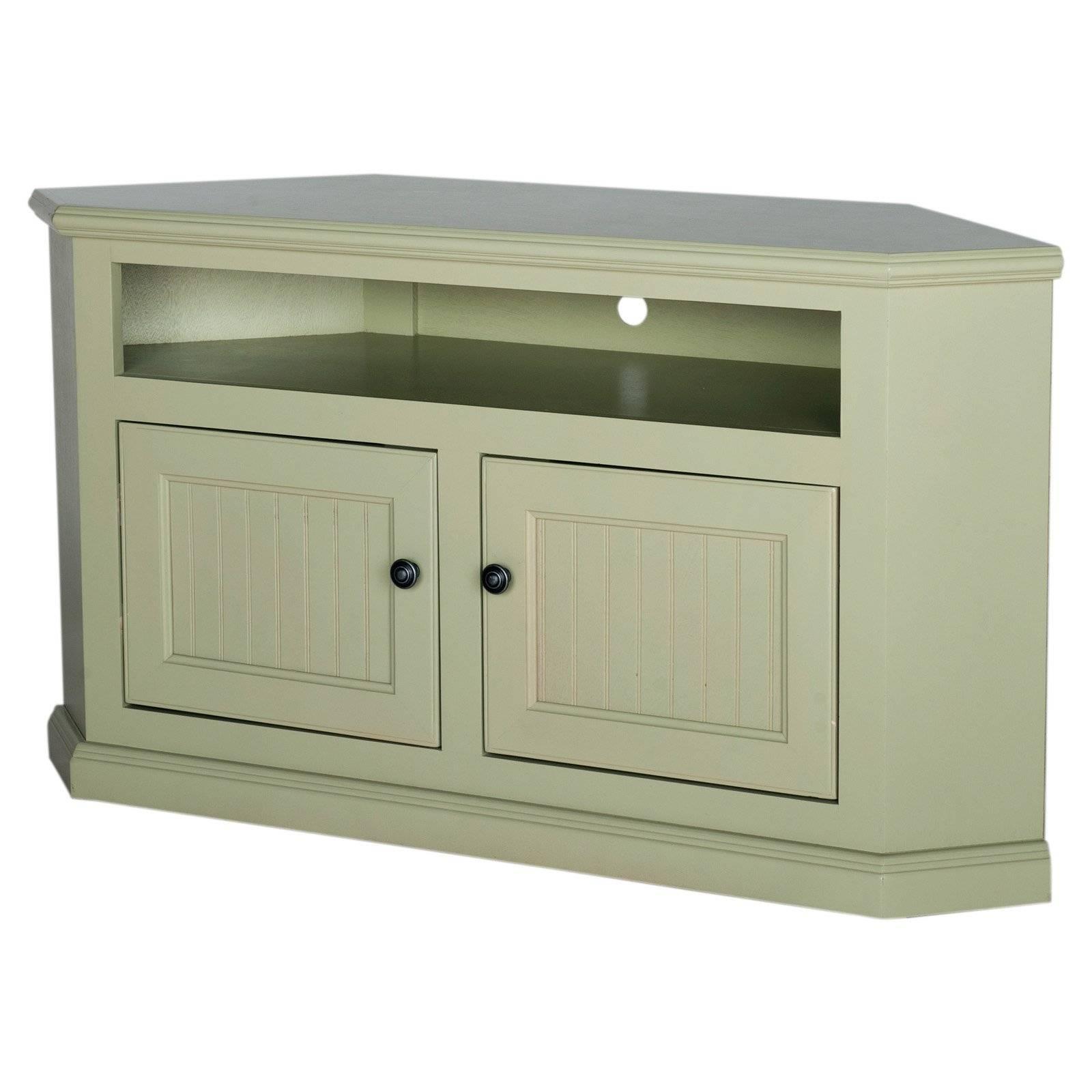 Eagle Furniture Coastal 40 In. Corner Tv Stand - Walmart inside Green Tv Stands (Image 2 of 15)
