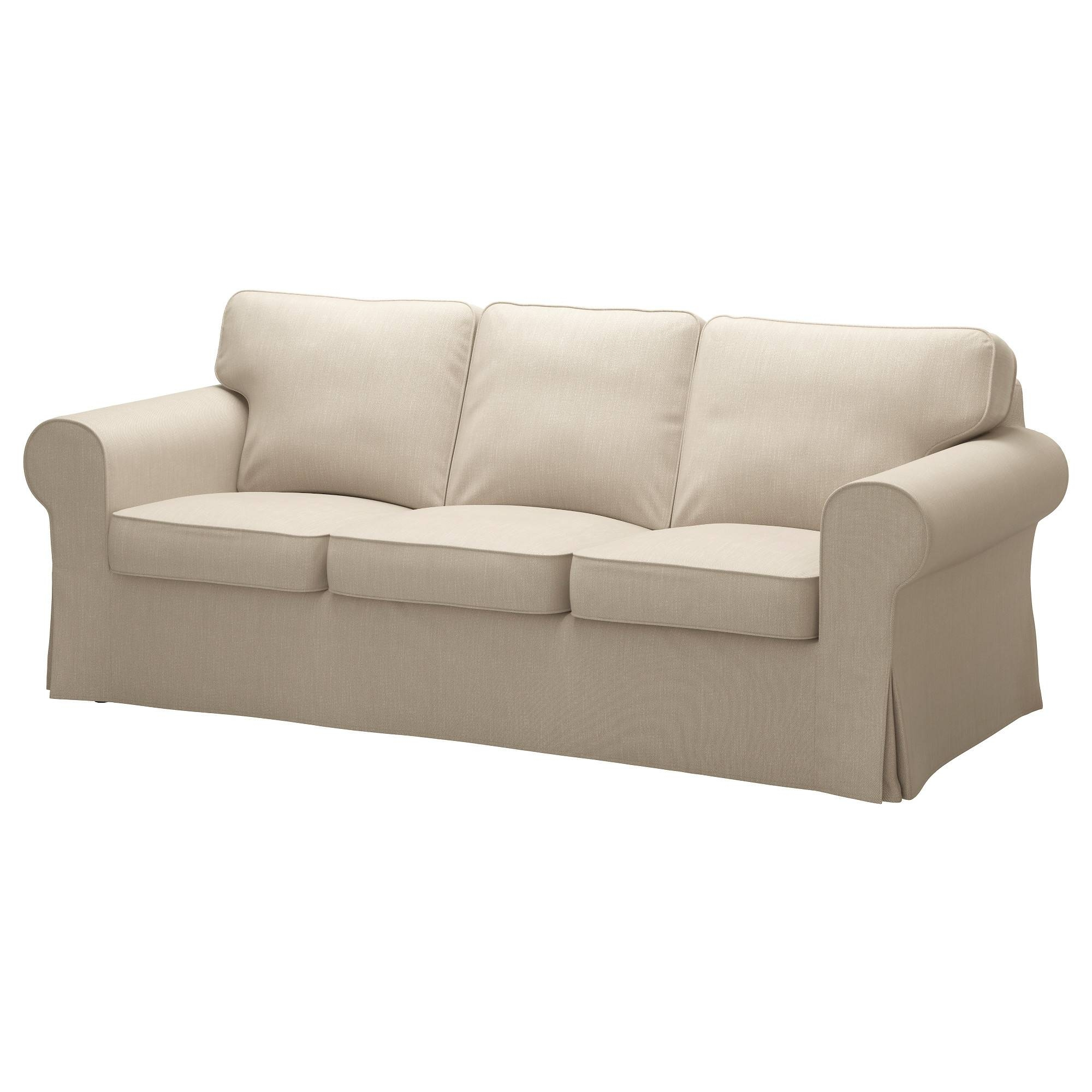 Ektorp Sofa   Lofallet Beige   Ikea With Regard To Beige Sofas (Photo 4 of 15)