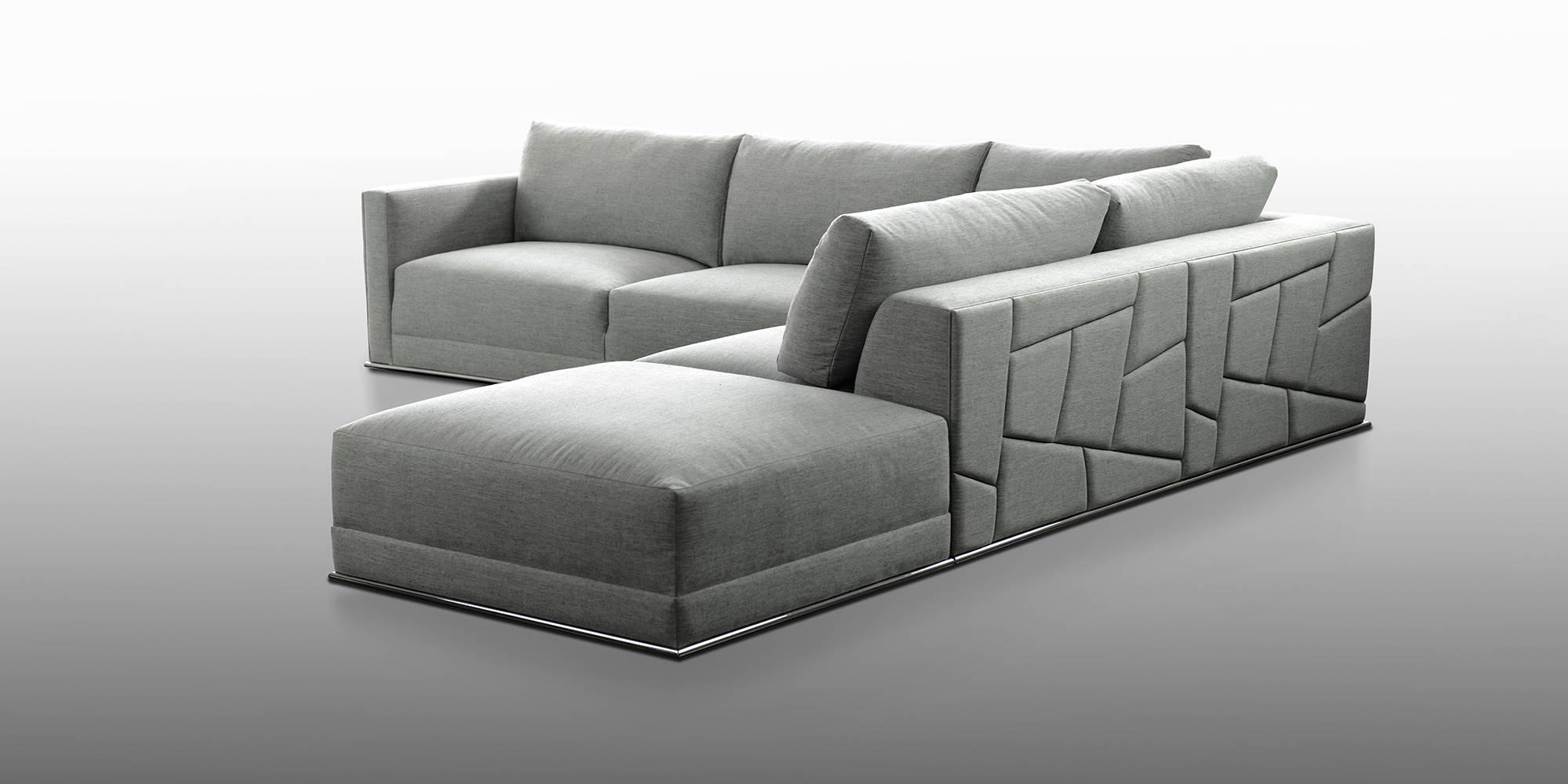 Elan Sectional - Nathan Anthony Furniture inside Nathan Anthony Sofas (Image 5 of 15)