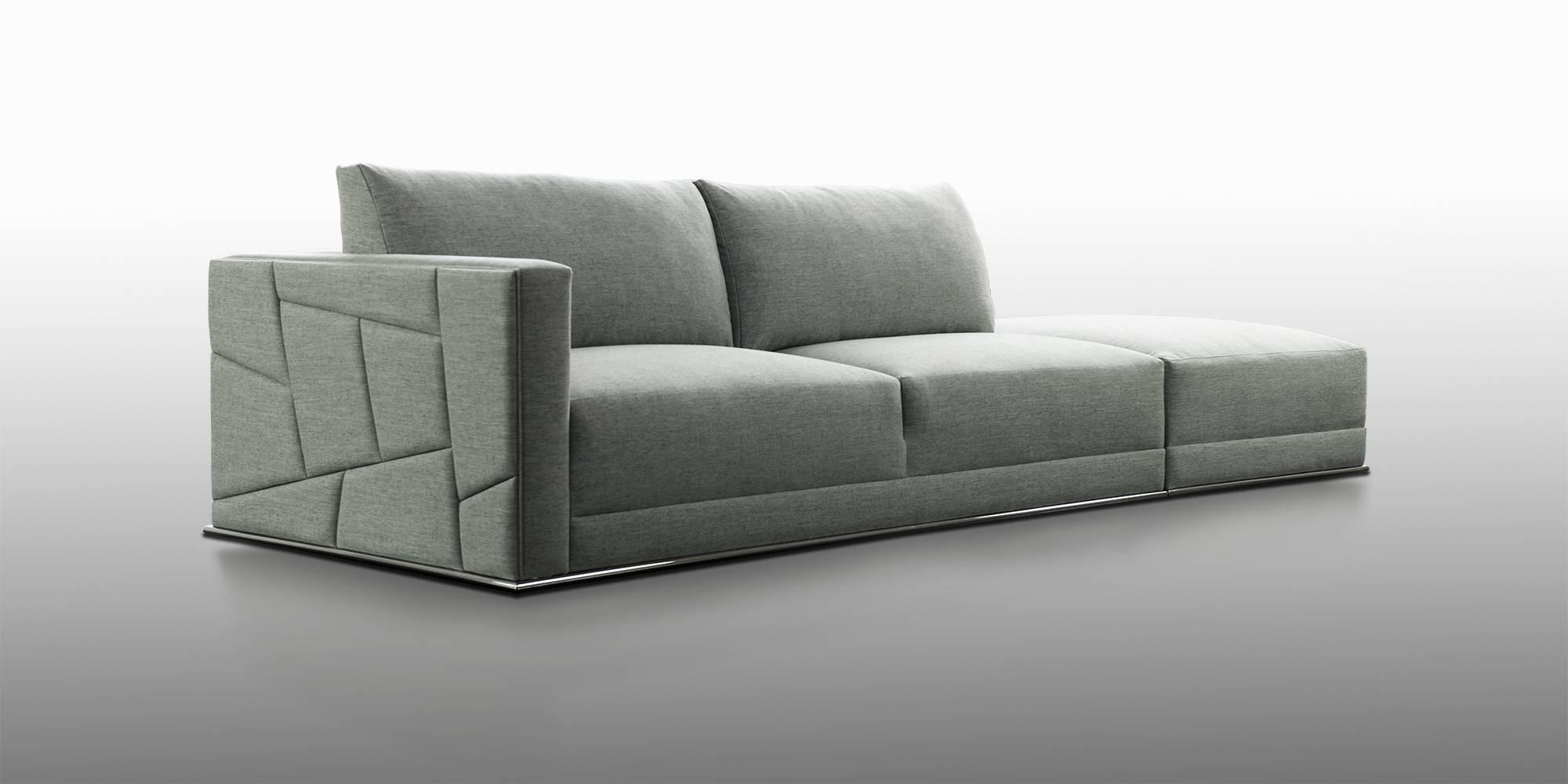 Elan Sectional - Nathan Anthony Furniture regarding Nathan Anthony Sofas (Image 6 of 15)