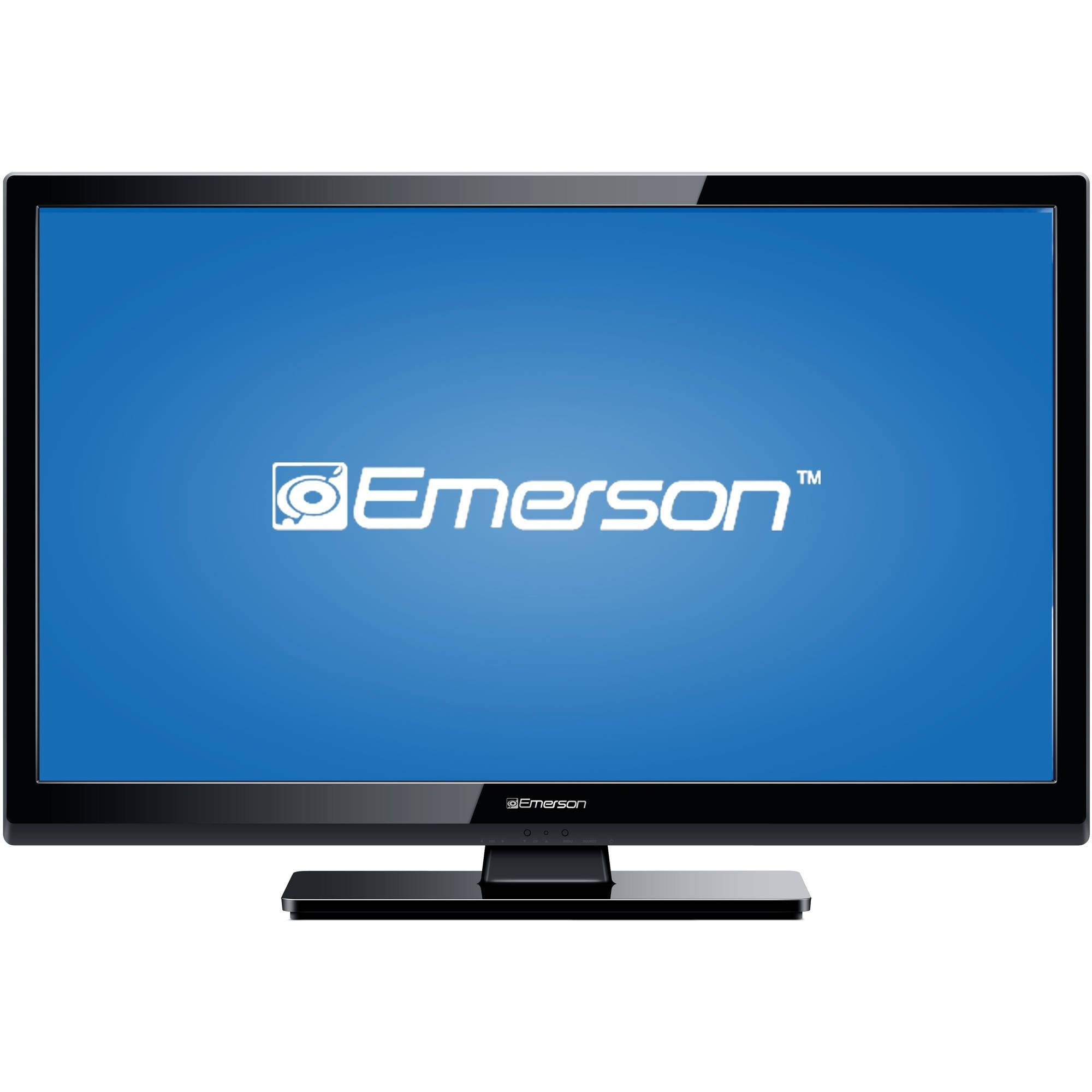 "Emerson Lf320Em4 32"" 720P 60Hz Class Led Hdtv - Walmart with Emerson Tv Stands (Image 8 of 15)"