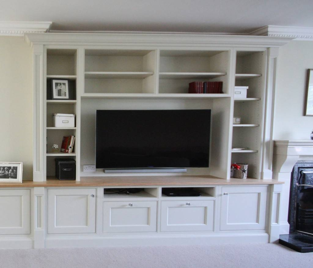 Enigma Design » Tv And Alcove Units With Regard To Bespoke Tv Cabinets (View 14 of 15)
