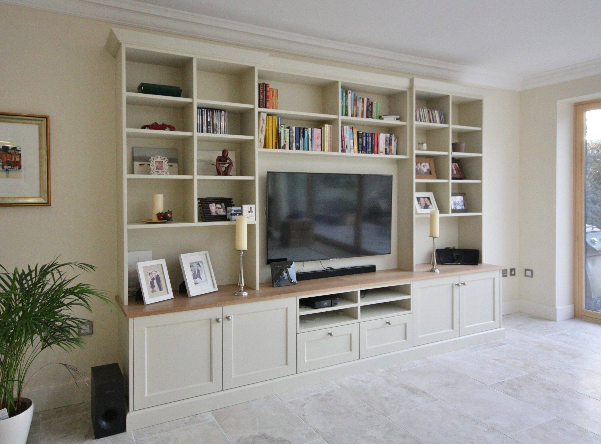 Enigma Design » Tv And Alcove Units Within Bespoke Tv Cabinets (View 11 of 15)