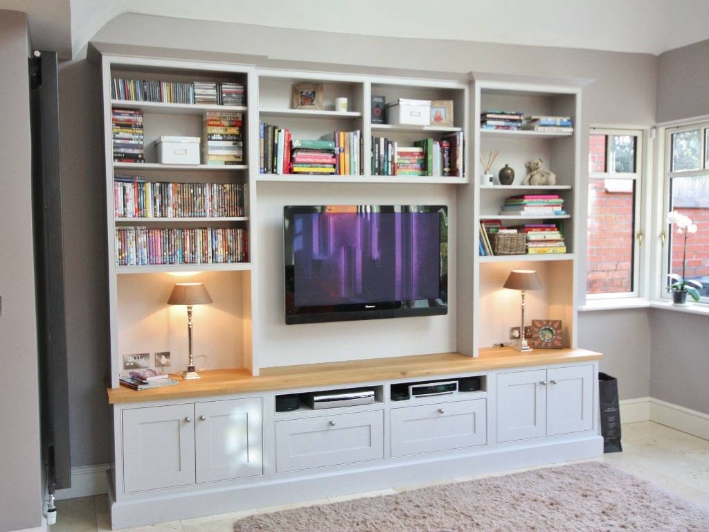 Enigma Design » Tv And Alcove Units Within Bespoke Tv Cabinets (View 6 of 15)