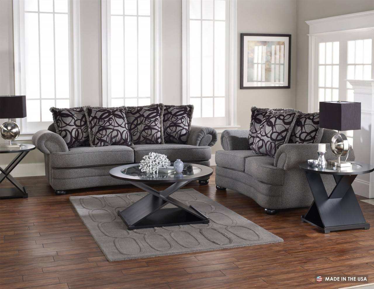 Epic Grey Living Room Furniture Set 61 On Living Room Sofa Ideas inside Living Room With Grey Sofas (Image 8 of 15)