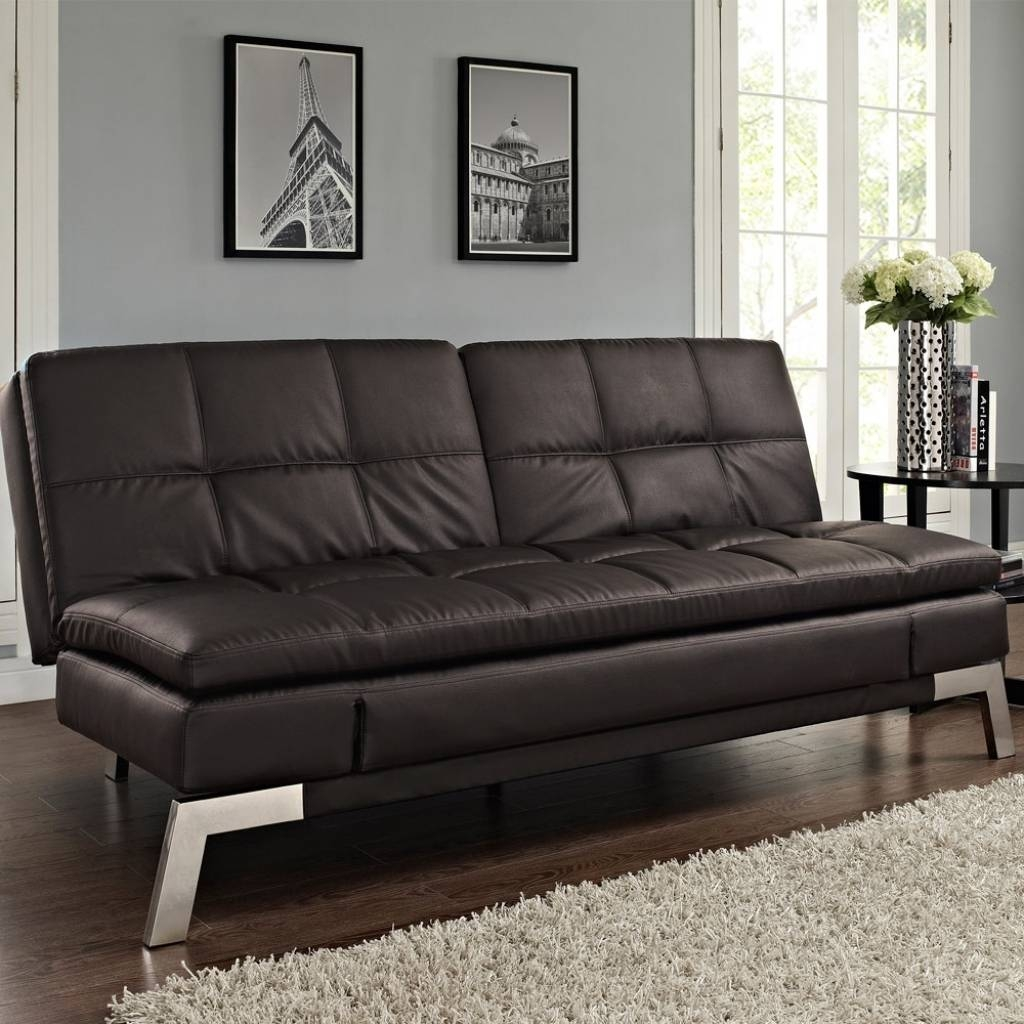 Euro Lounger Sofa Bed Costcoresistancesdefemmes with Euro Sofa Beds (Image 2 of 15)