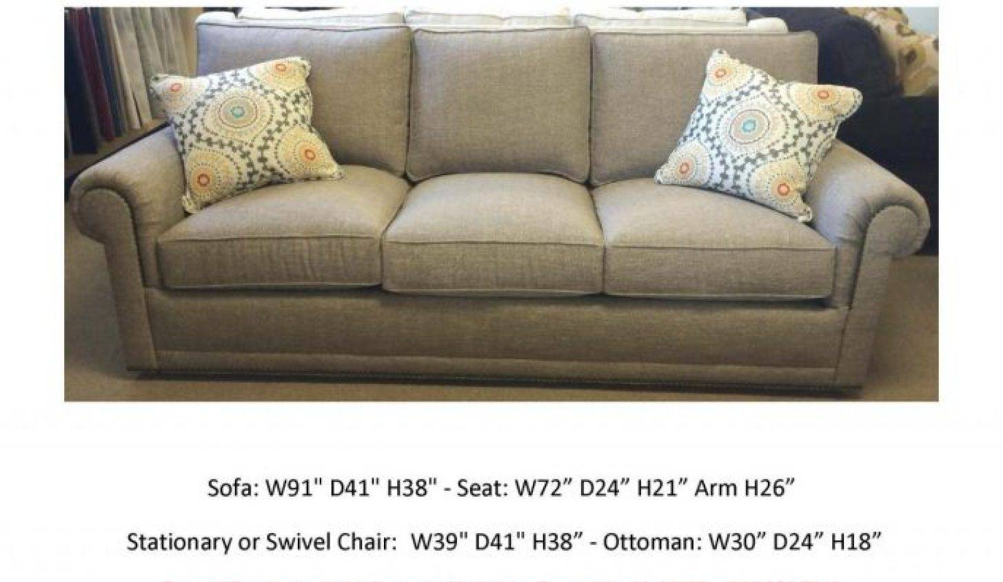 Extraordinary Impression Newport 3 Seater Sofa Great Sofa Bed For intended for Clayton Marcus Sofas (Image 7 of 15)
