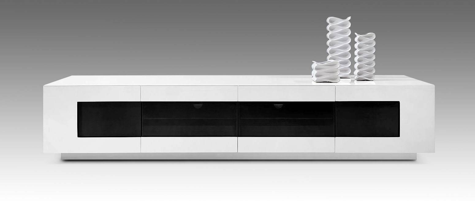 Find Modern Tv Stands, Contemporary Tv Stands And Media Stands. within Modern White Lacquer Tv Stands (Image 7 of 15)
