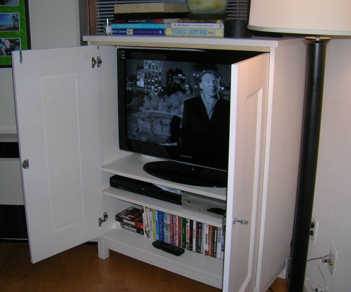 15 Best Enclosed Tv Cabinets With Doors