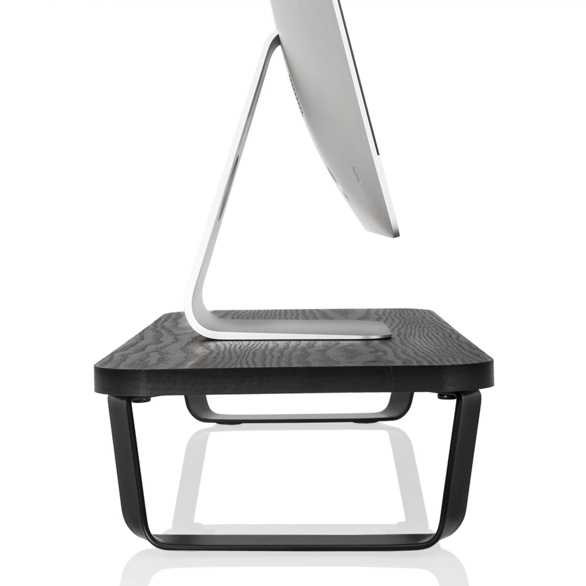 Fitueyes Computer Monitor Riser Stand Save Space Desktop Stand For regarding Tv Riser Stand (Image 6 of 15)