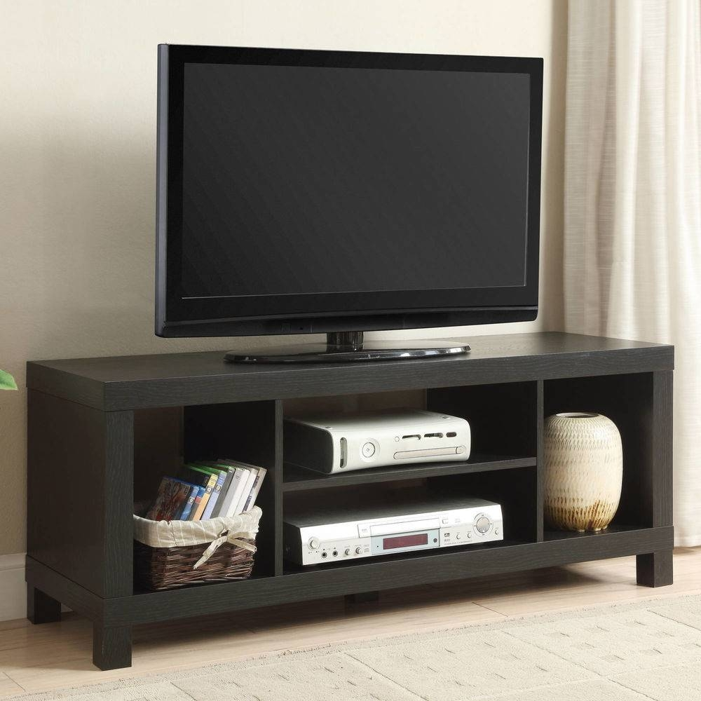 Flat Screen Tv Stand | Ebay intended for Wooden Tv Stands For Flat Screens (Image 3 of 15)