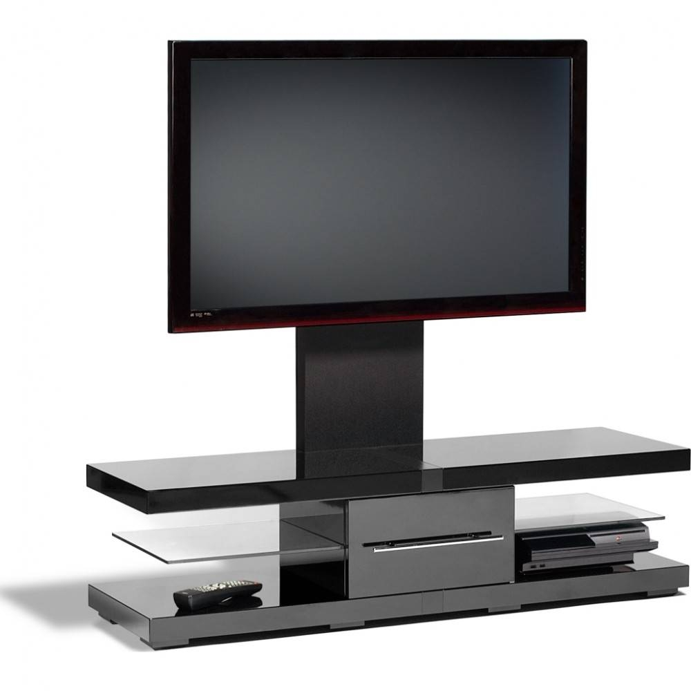 Floating Look Cantilever Shelves; Storage For 4 Pieces Of A/v within Cheap Techlink Tv Stands (Image 9 of 15)