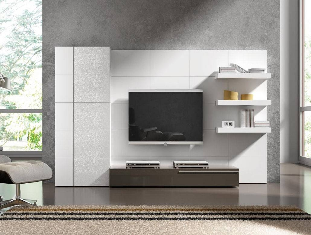 Fresh London Interior Design Ideas Living Room Tv Un #4203 with Contemporary Tv Wall Units (Image 11 of 15)