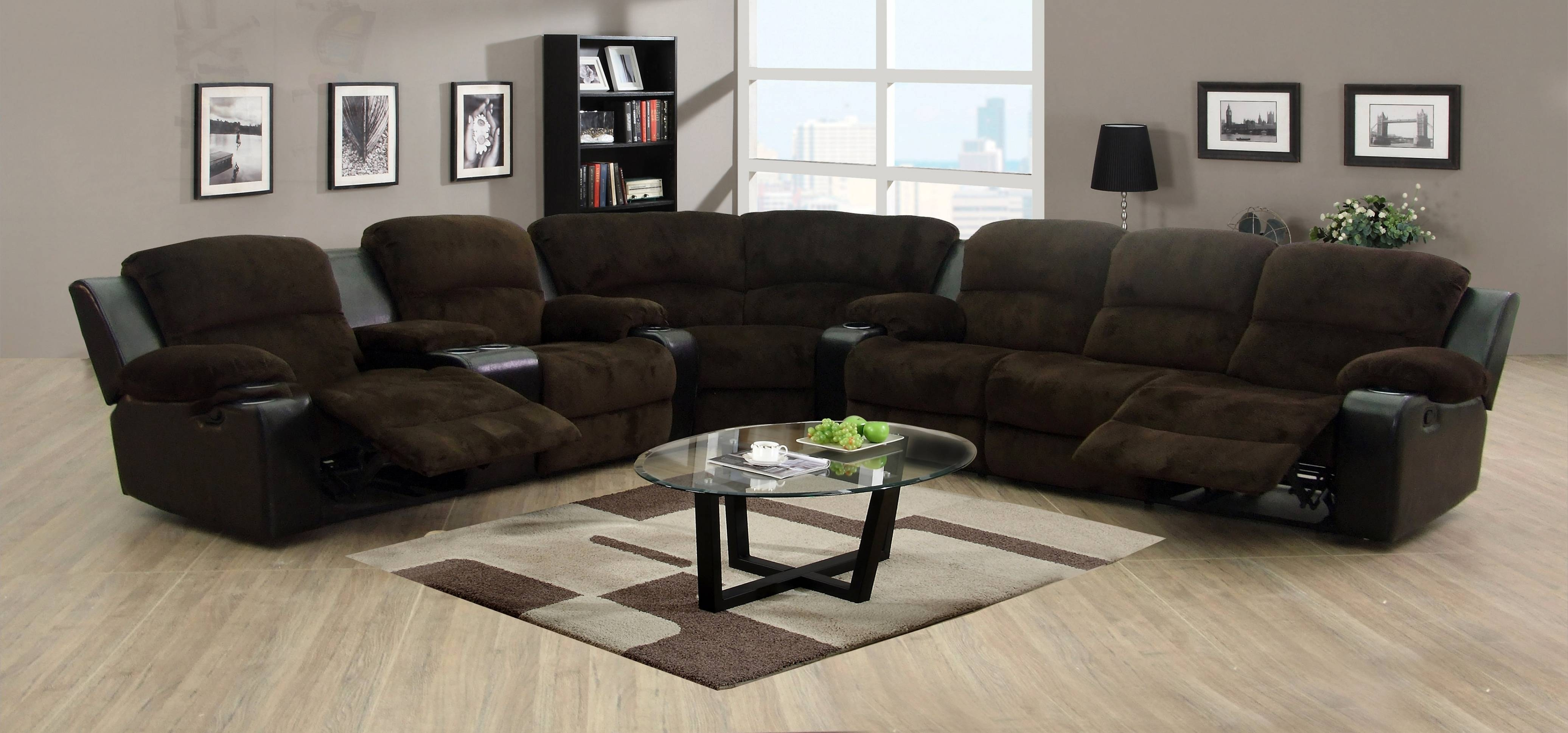 Fresh Sectional Sofas With Recliners And Cup Holders | Sofa Ideas in Sofas With Cup Holders (Image 3 of 15)