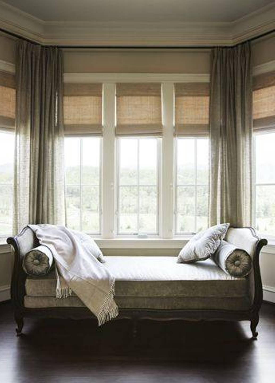 Fresh Sofa Bay Window Decorating Idea Inexpensive Classy Simple On Regarding Sofas For Bay Window (View 9 of 15)