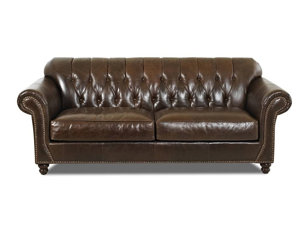 Fresh Tufted Leather Couch For Sale #25603 with regard to Brown Leather Tufted Sofas (Image 8 of 15)