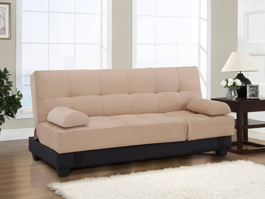 Full Size Convertible Sofa Bed | Eva Furniture intended for Full Size Sofa Beds (Image 5 of 15)