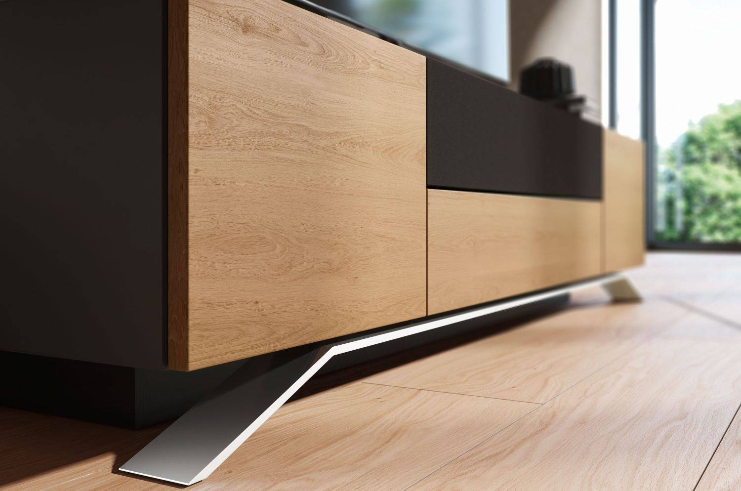 The best low profile contemporary tv stands