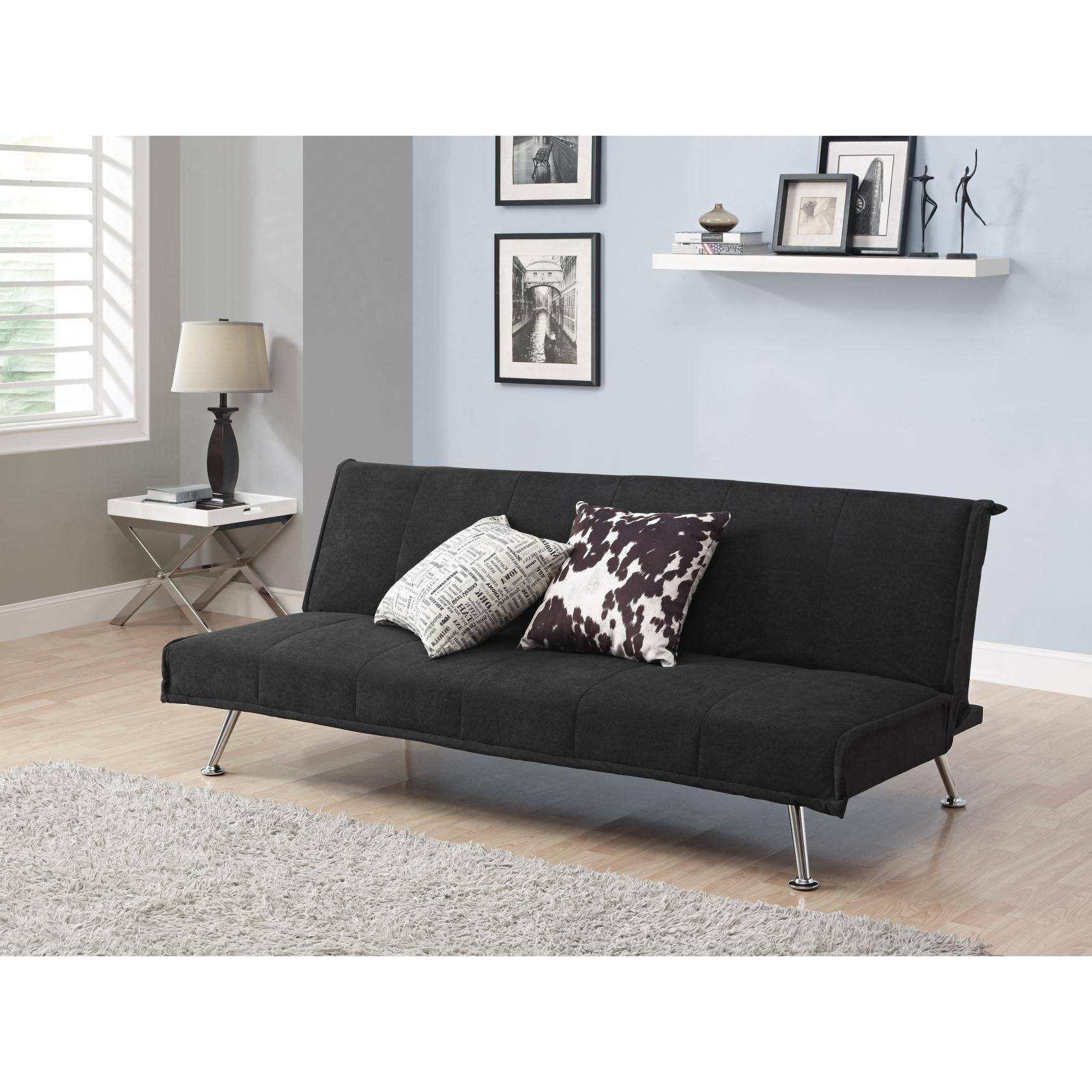 Furniture: Add An Inviting Comfortable Feel To Your Living Room inside Target Couch Beds (Image 5 of 15)