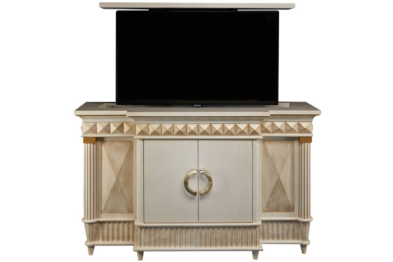 Featured Photo of Gold Tv Cabinets