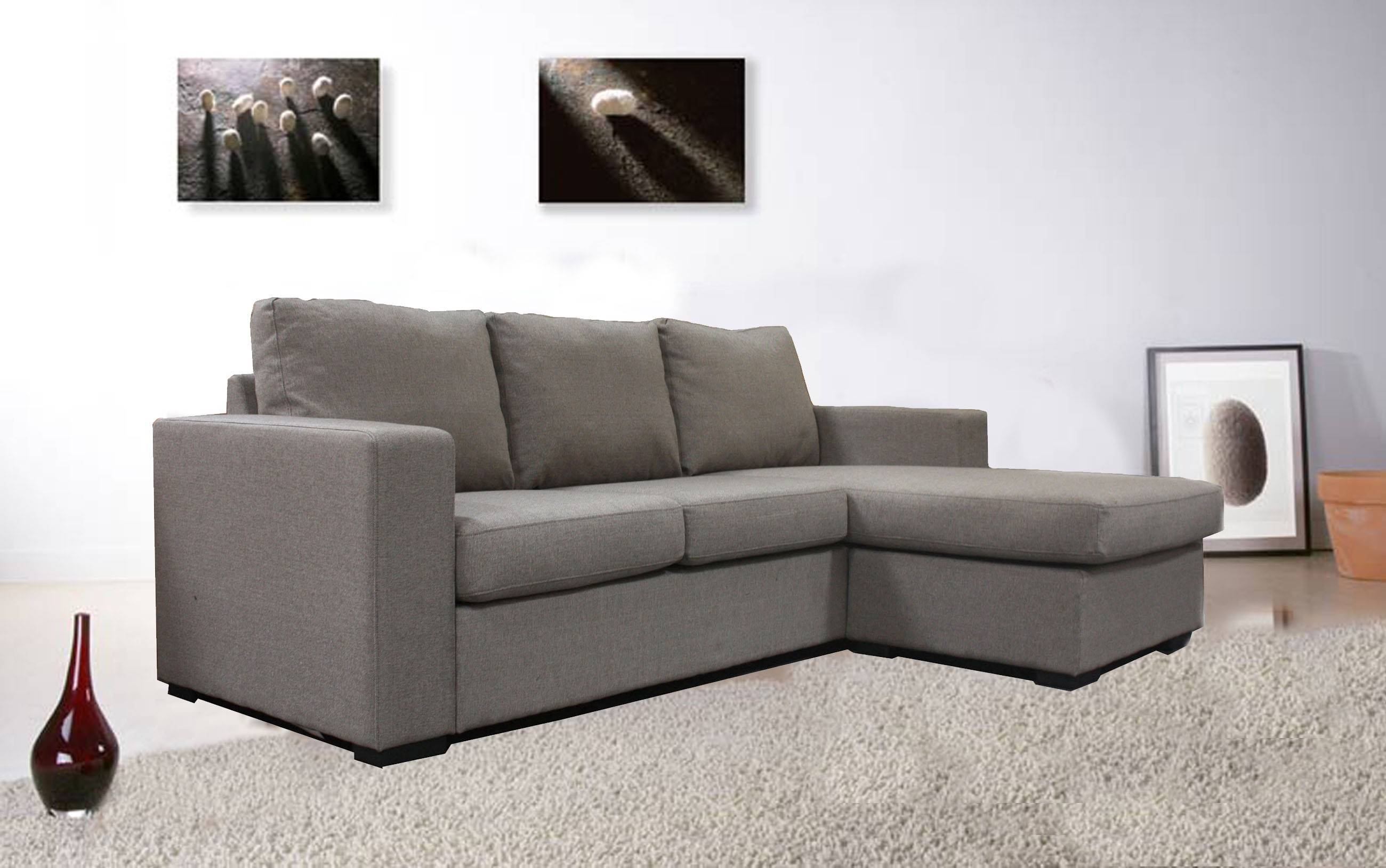 Furniture. Astounding Short Sectional Sofa That Cute And Loveable intended for Short Sectional Sofas (Image 7 of 15)
