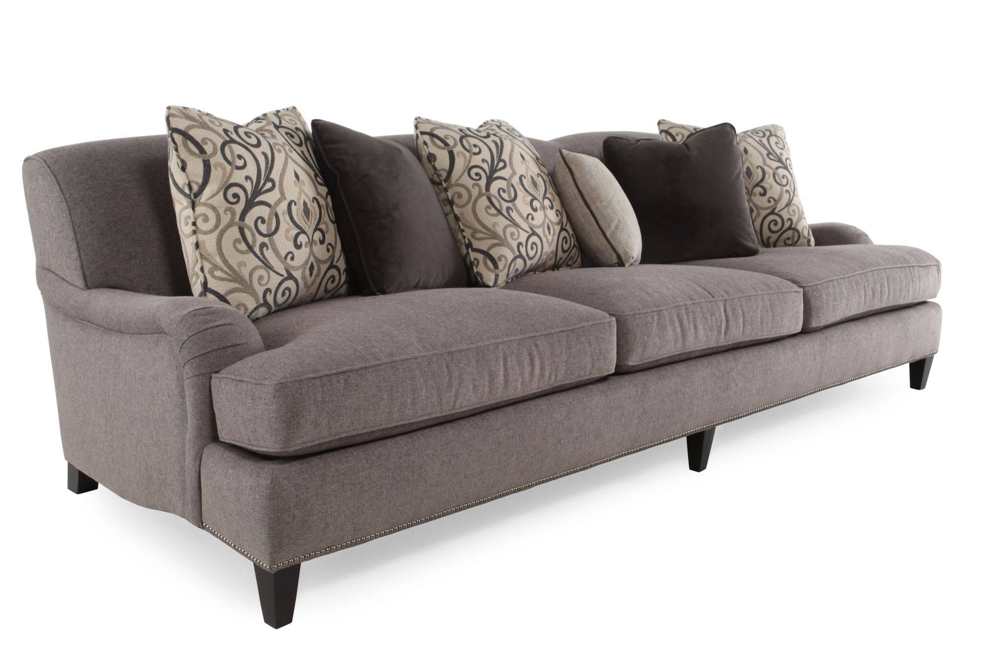 Furniture: Bernhardt Leather Sofa | Discount Bernhardt Furniture pertaining to Bernhardt Sofas (Image 3 of 15)