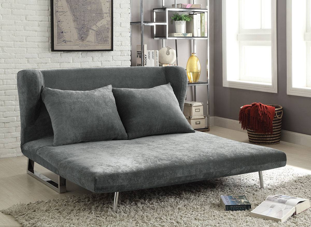 Furniture: Best Quality Grey Velvet Sofa For Your Living Room within Blue Velvet Tufted Sofas (Image 8 of 15)