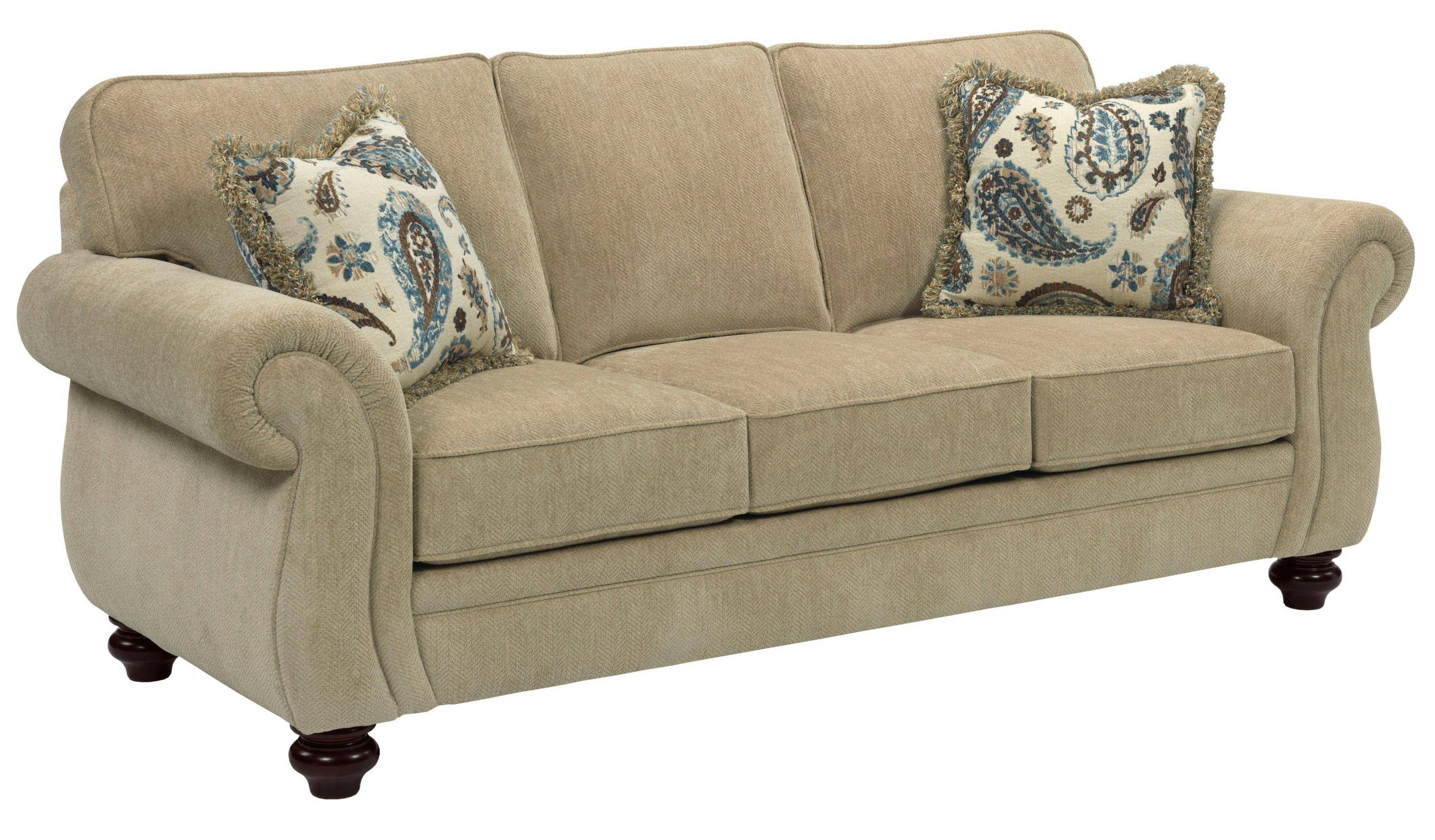 Furniture: Broyhill Sofas | Broyhill Allison Sofa | Broyhill pertaining to Broyhill Larissa Sofas (Image 7 of 15)