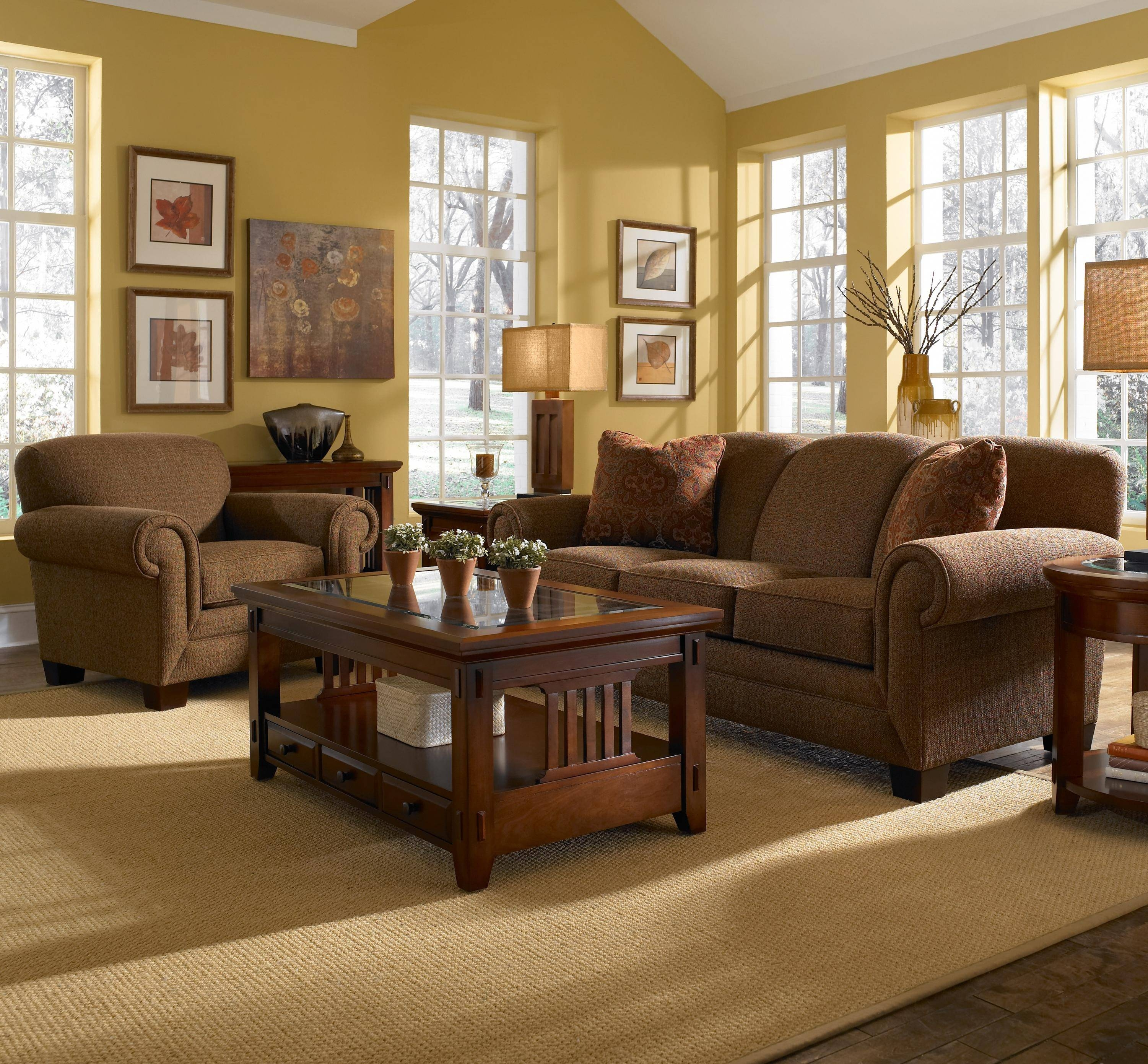 Furniture: Broyhill Sofas | Broyhill Furniture | Broyhill Prices throughout Broyhill Mckinney Sofas (Image 13 of 15)