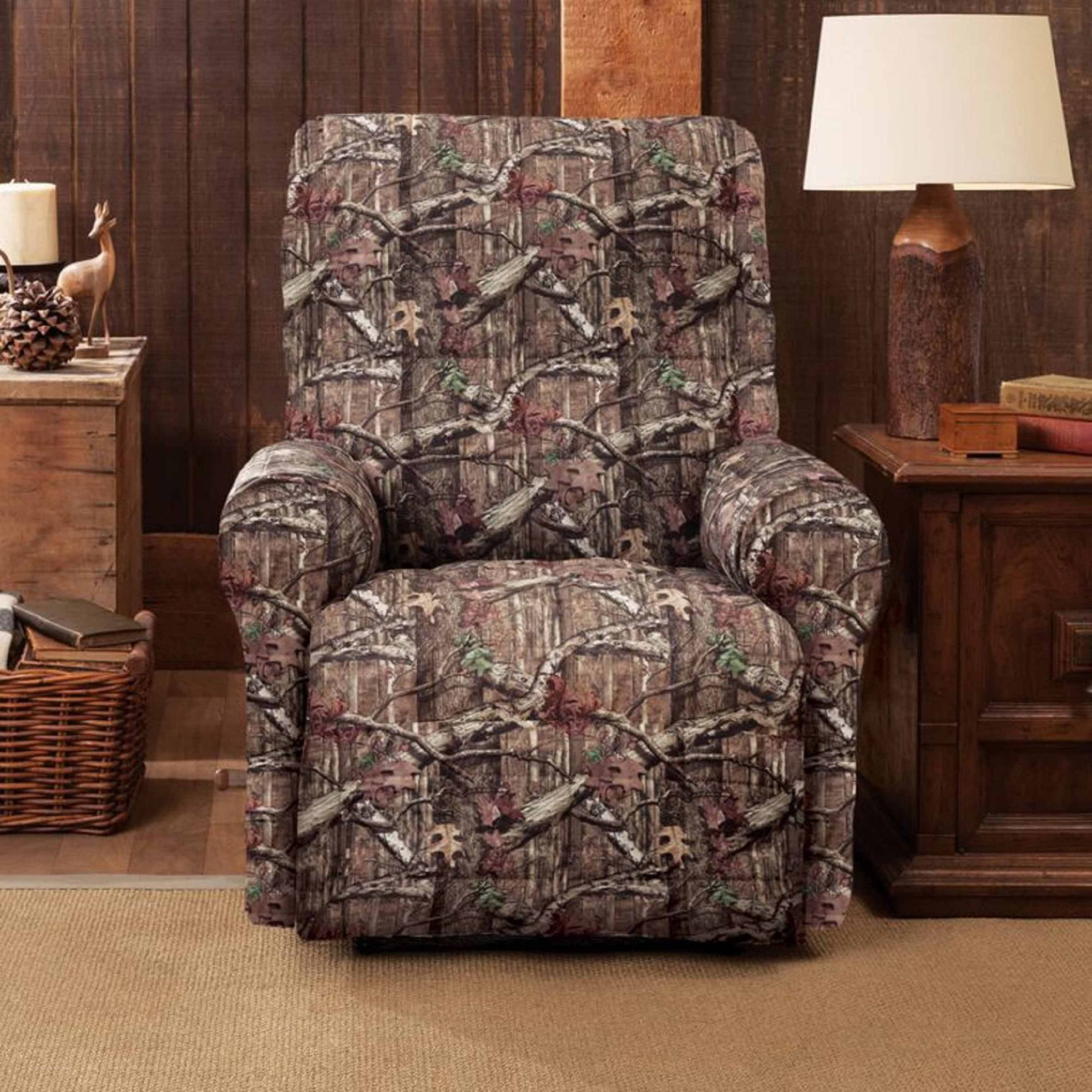 Furniture: Camo Recliner Chair | Camouflage Chair | Camouflage with Camo Reclining Sofas (Image 8 of 15)