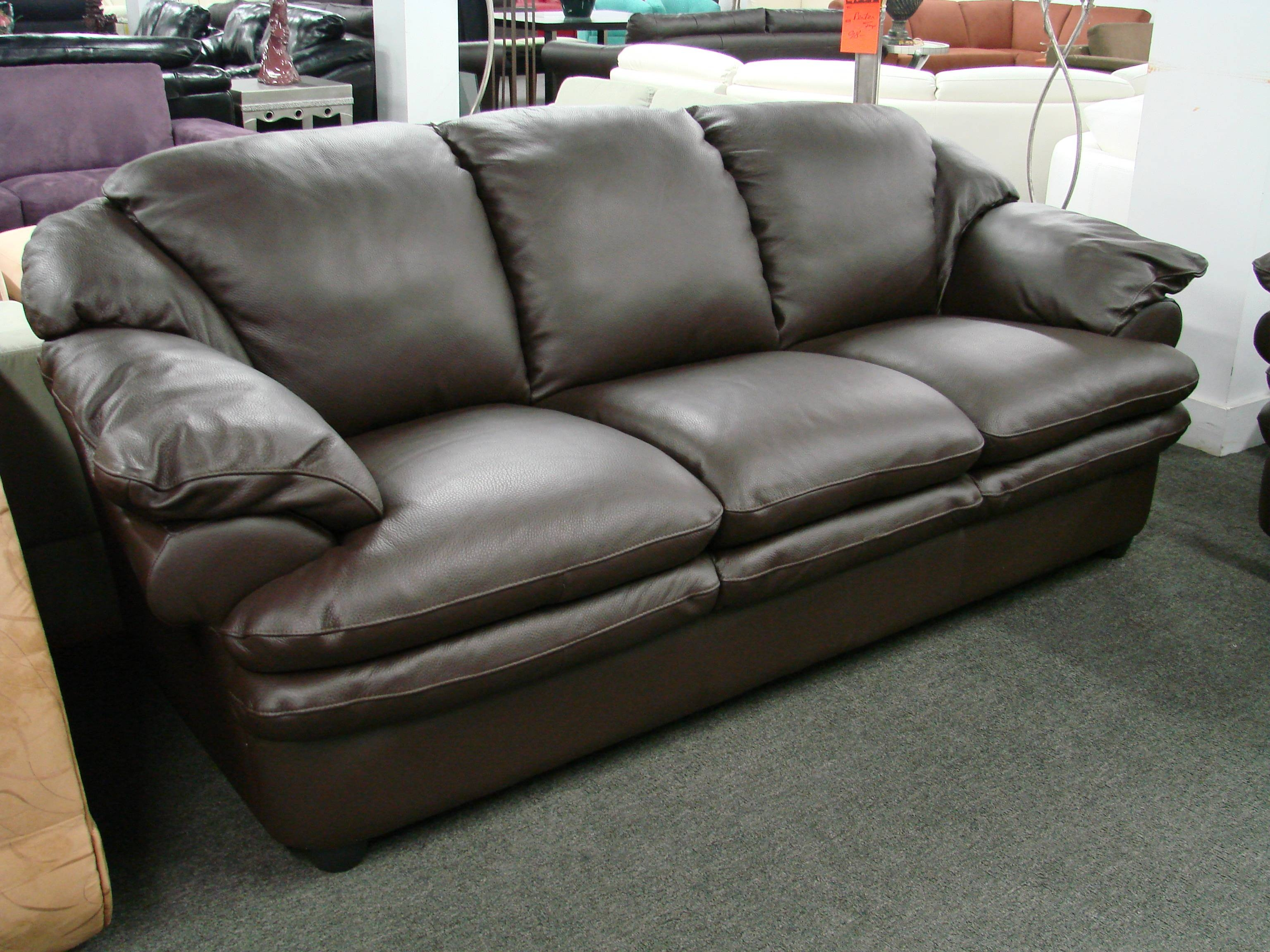 Furniture: Elegant Natuzzi Leather Couch For Living Room Furniture for Natuzzi Sleeper Sofas (Image 4 of 15)