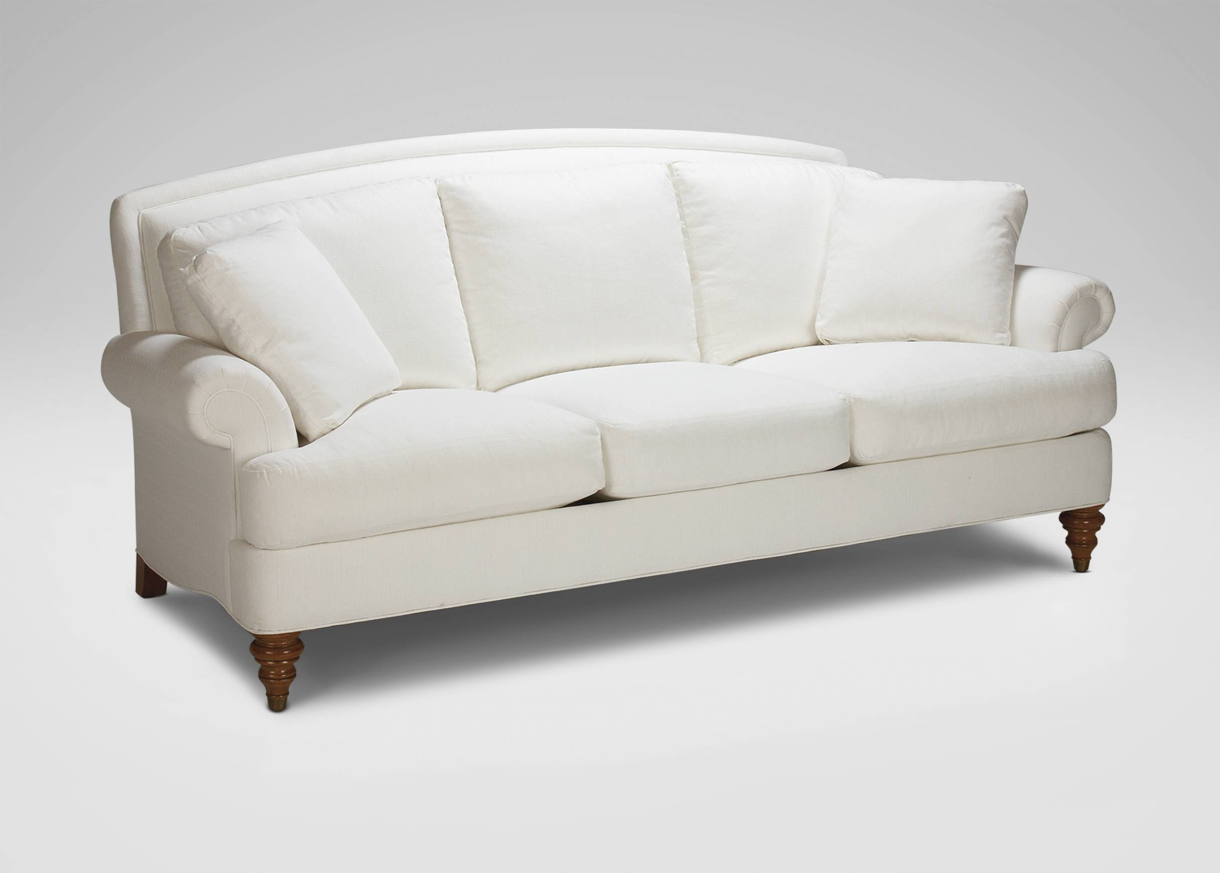 Furniture: Ethan Allen Leather Furniture For Excellent Living Room regarding Ethan Allen Chesterfield Sofas (Image 9 of 15)
