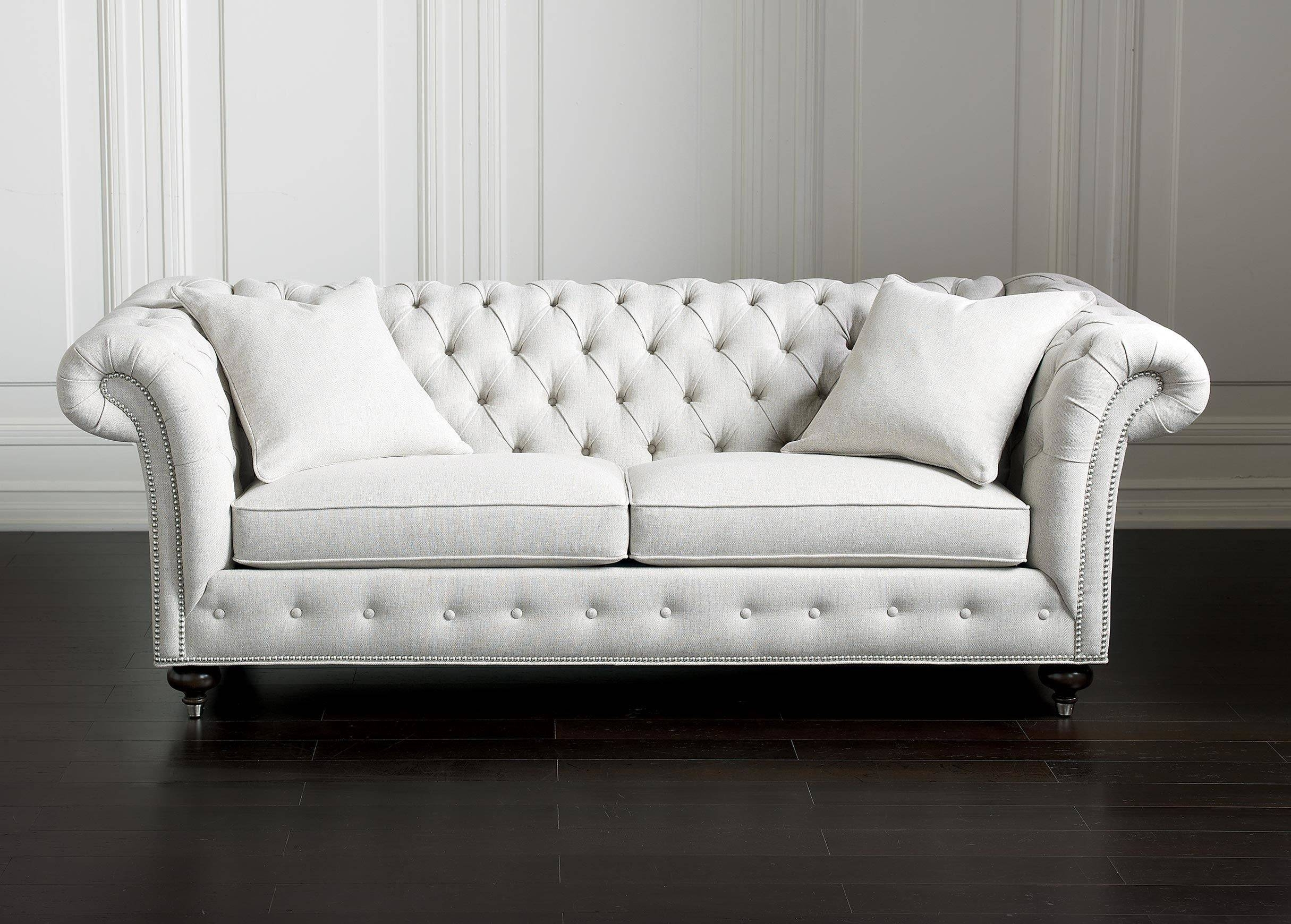Furniture: Ethan Allen Leather Furniture For Excellent Living Room throughout Ethan Allen Whitney Sofas (Image 5 of 15)