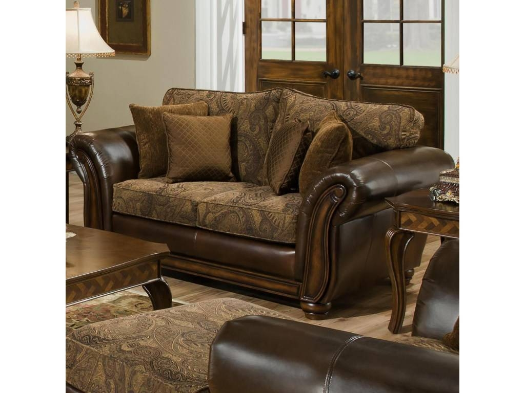 Furniture: Excellent Simmons Upholstery Sofa For Comfortable inside Simmons Leather Sofas (Image 3 of 15)
