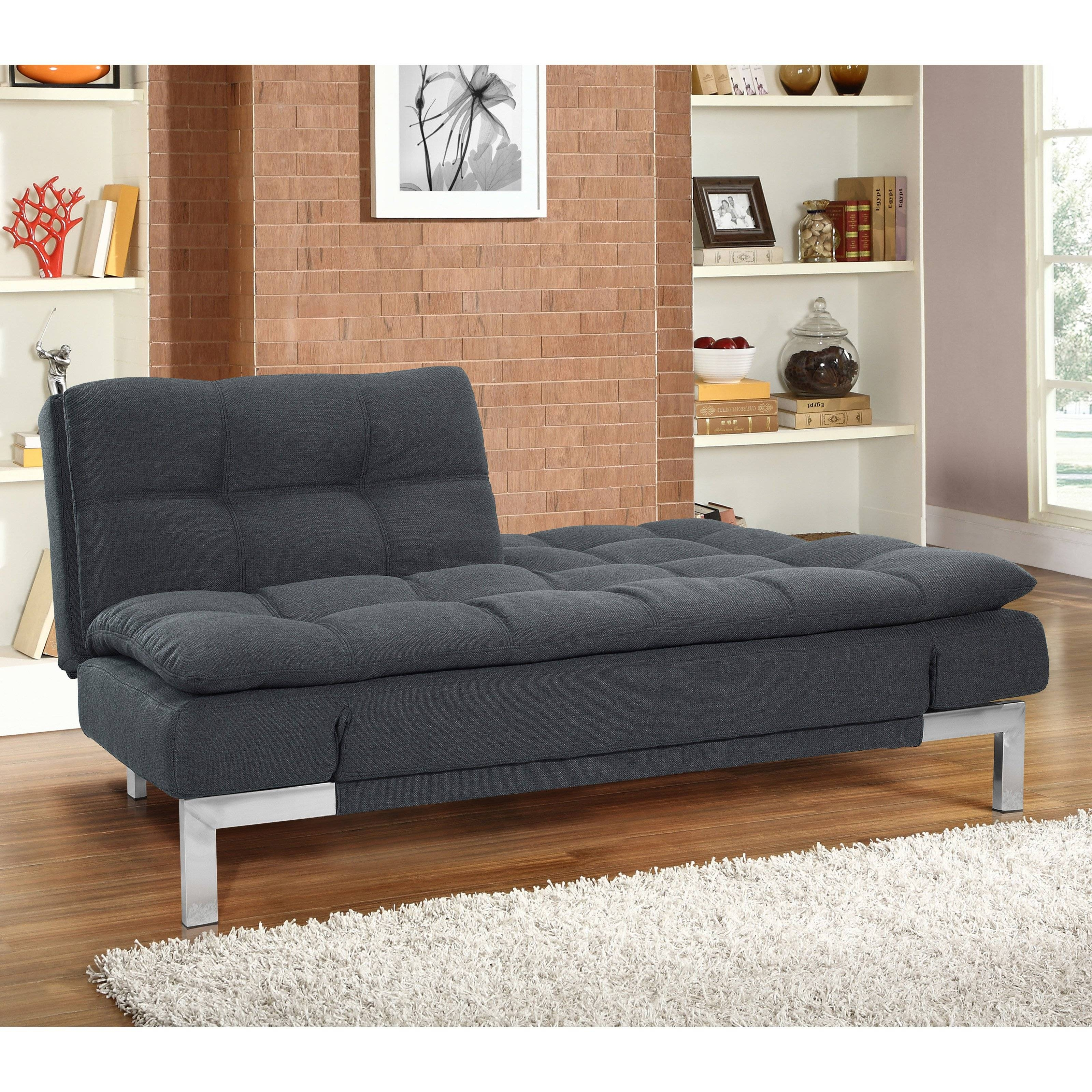Furniture: Futon Kmart For Easily Convert To A Bed — Iahrapd2016 for Kmart Futon Beds (Image 2 of 15)