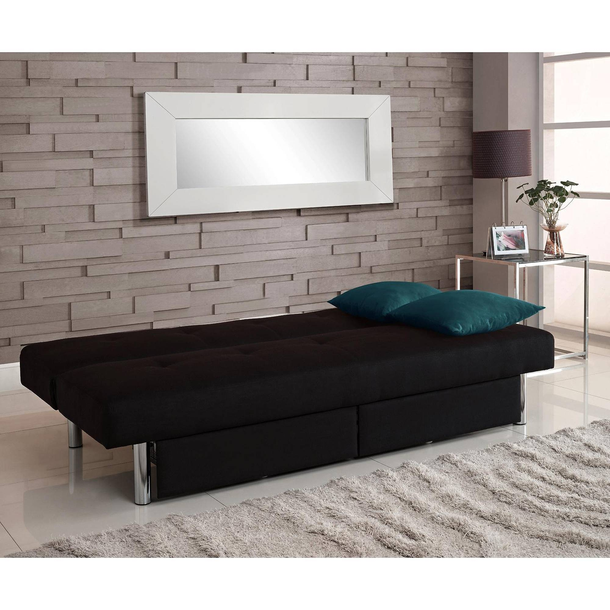Furniture: Futon Kmart For Easily Convert To A Bed — Iahrapd2016 pertaining to Kmart Futon Beds (Image 4 of 15)