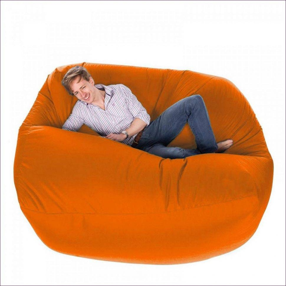 Furniture : Giant Bean Bag Sack Seat Bag Comfy Bean Bag Chairs within Giant Bean Bag Chairs (Image 6 of 15)