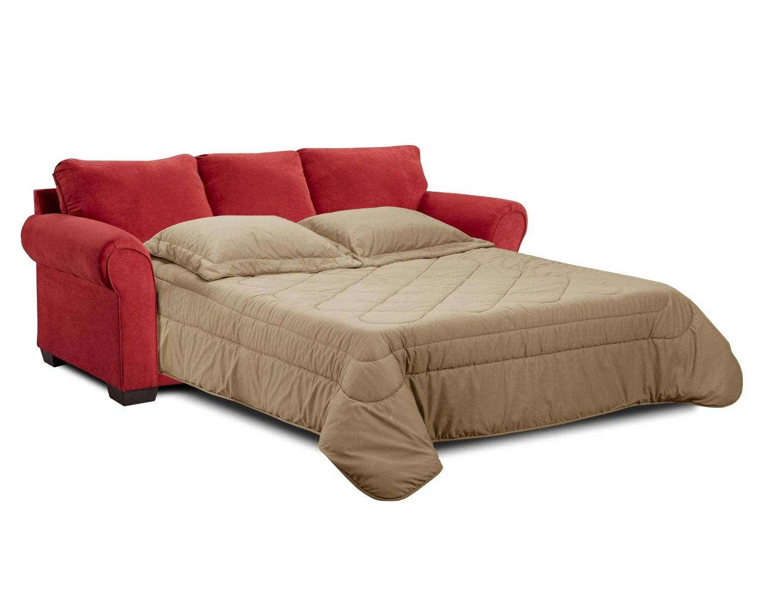 Furniture Home: Sofa Bed Queen Modern Elegant 2017. Designer with Full Size Sofa Beds (Image 7 of 15)