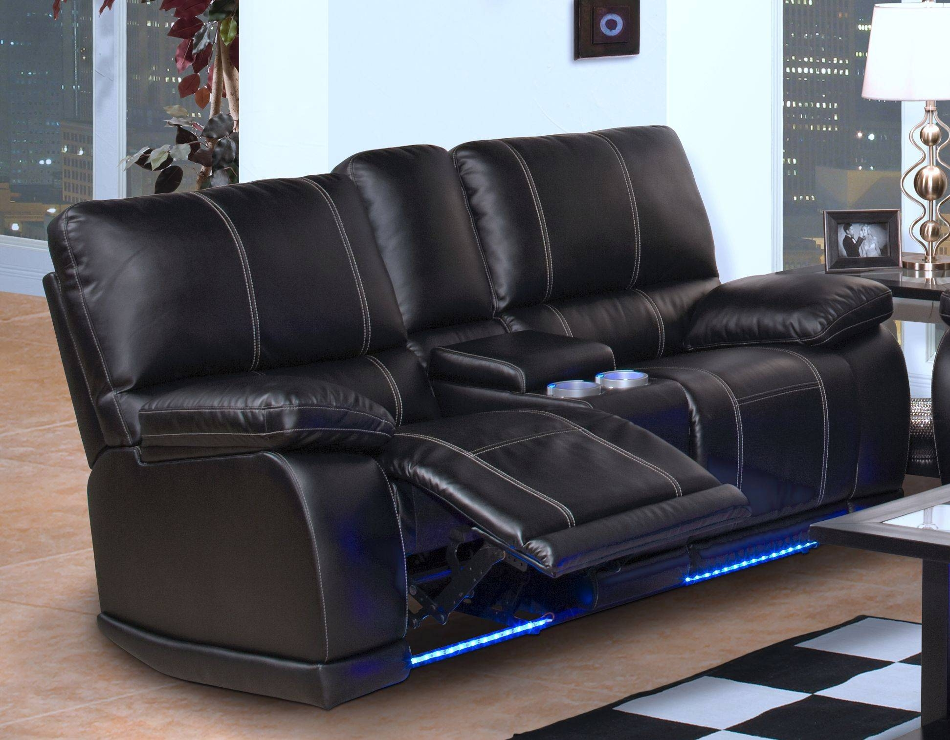 Furniture : Leather Sofa Cheap Recliner Sofas Beautiful Black regarding Black Leather Sofas and Loveseats (Image 8 of 15)