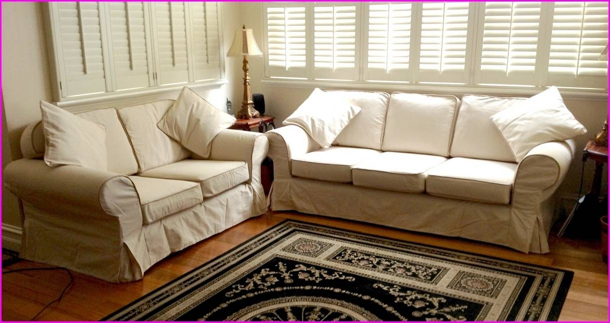 Furniture: Perfect Living Room With Sofa Slipcovers Walmart For throughout Slipcovers for Chaise Lounge Sofas (Image 7 of 15)