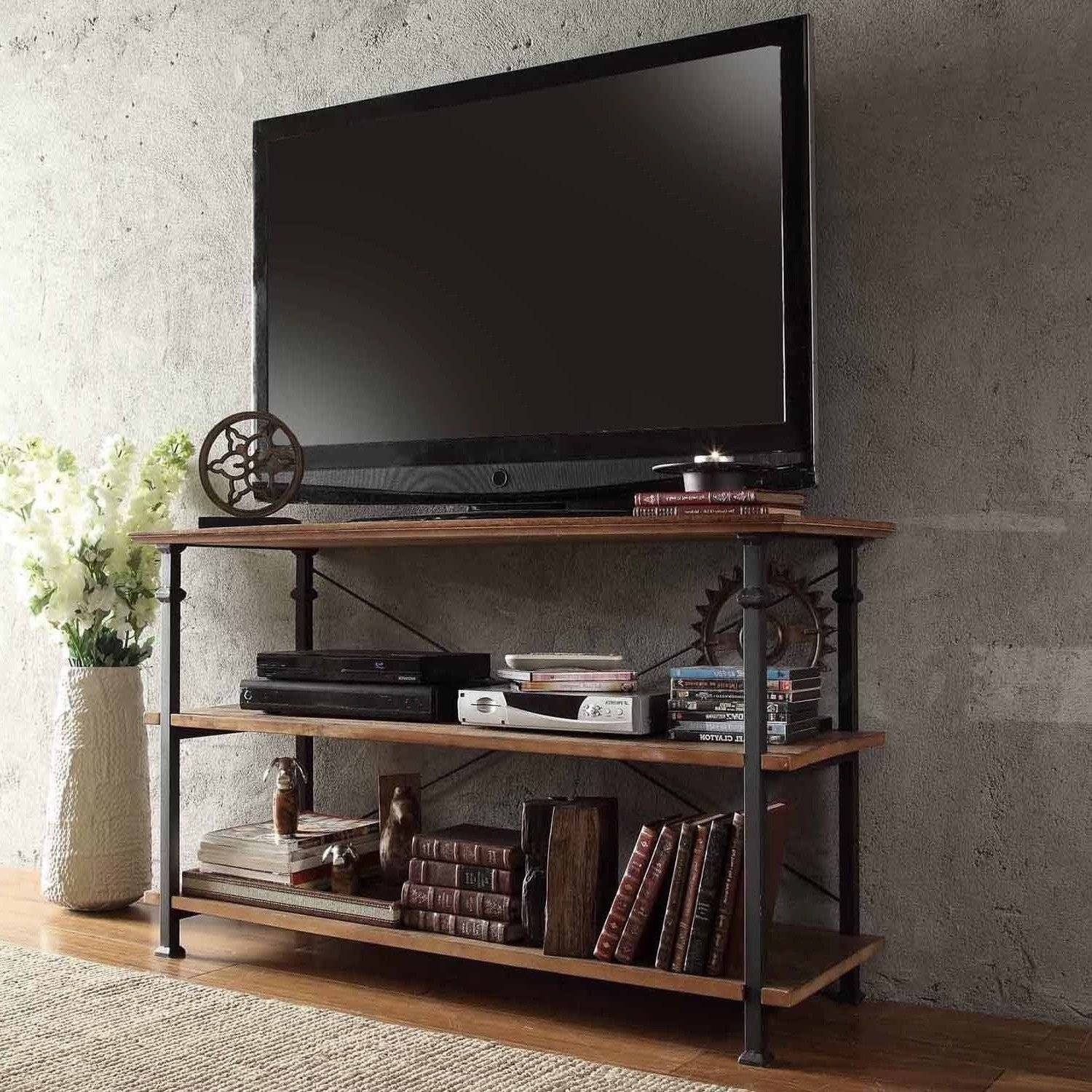 Furniture & Rug: Extraordinary Woodtv For Best Tv Stand Ideas For Rustic 60 Inch Tv Stands (View 11 of 15)