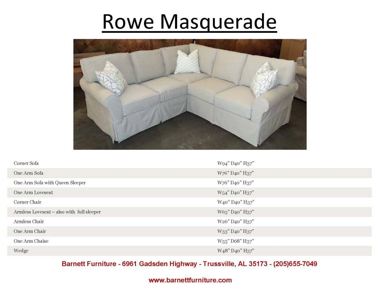 Furniture & Rug: Sofa Covers For Sectionals | Rowe Sofas | Rowe inside Rowe Slipcovers (Image 10 of 15)