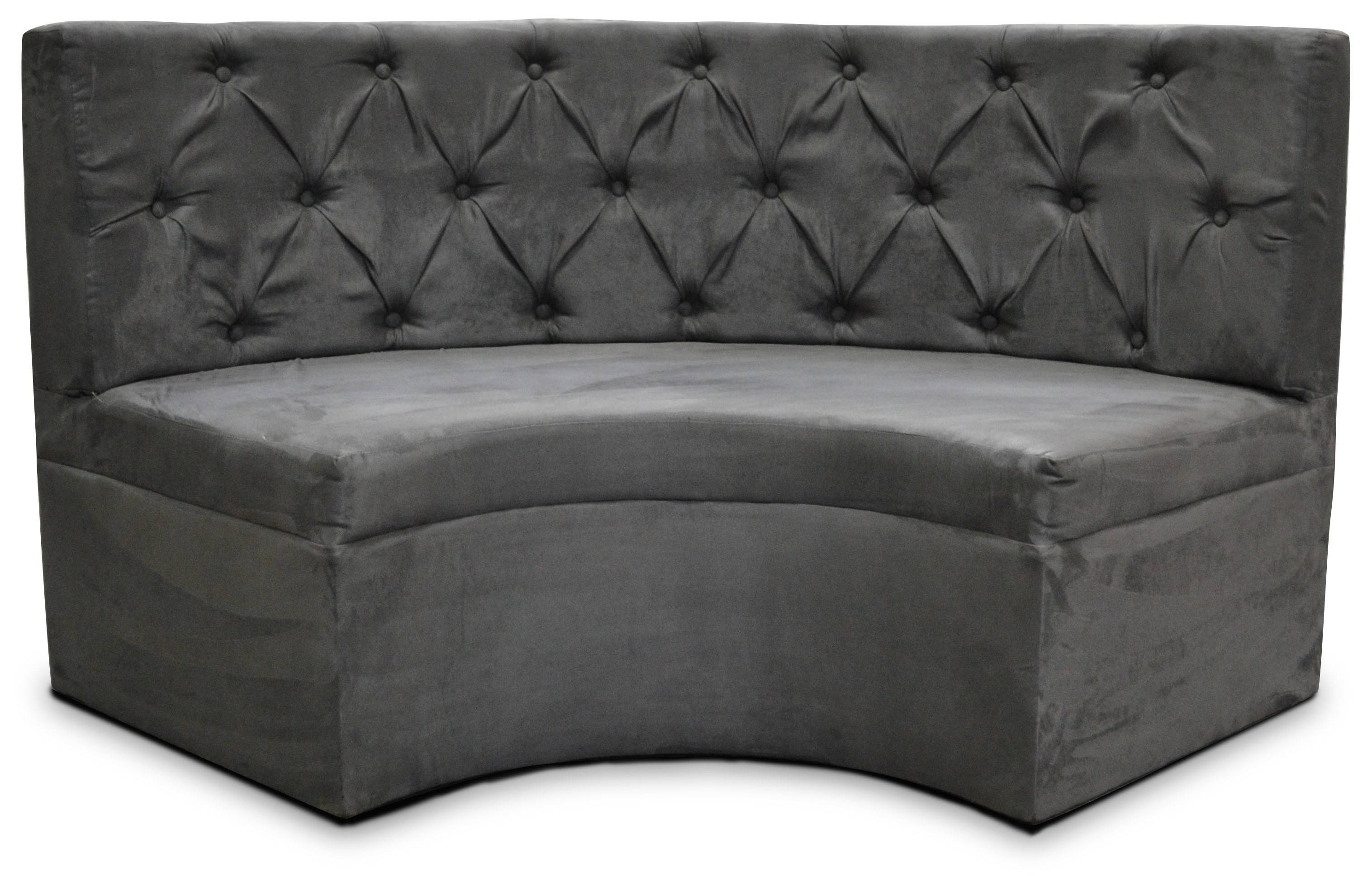 Furniture: Sectional Sofa Dimensions Red Leather Curved Couch With with Small Curved Sectional Sofas (Image 8 of 15)