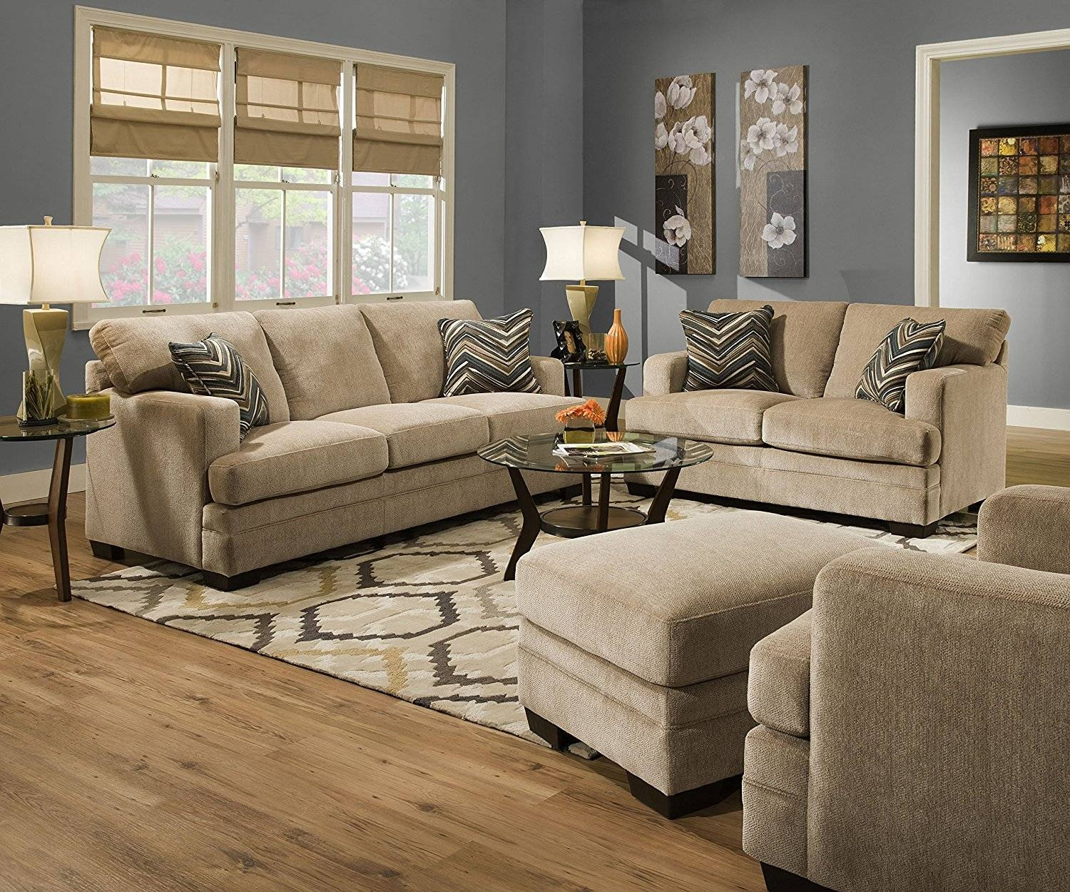 Furniture: Simmons Couch | Cheap Leather Couches | Big Lots within Big Lots Simmons Furniture (Image 7 of 15)