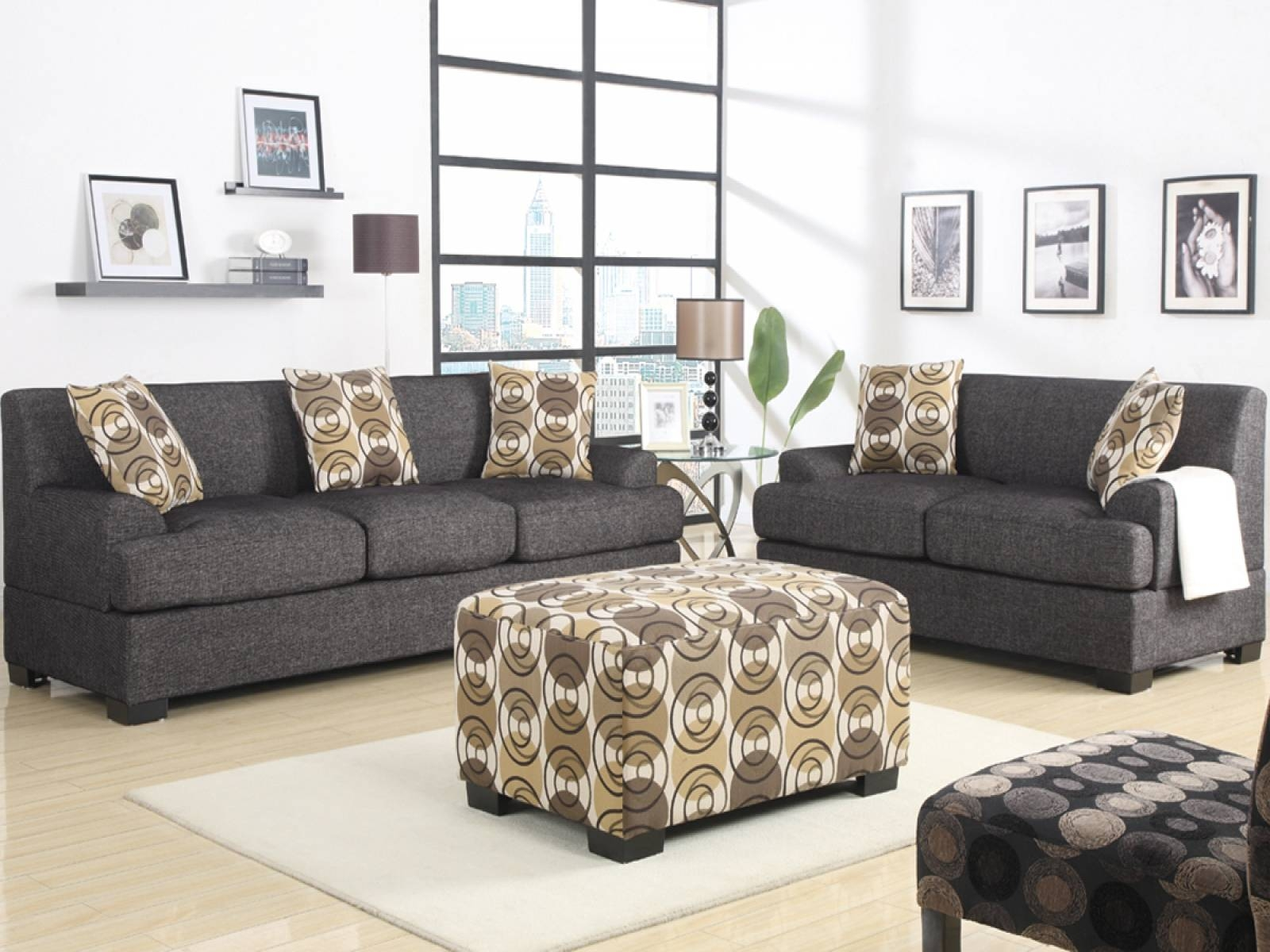 Furniture: Simmons Sectional | Big Lots Simmons Sectional inside Big Lots Leather Sofas (Image 10 of 15)