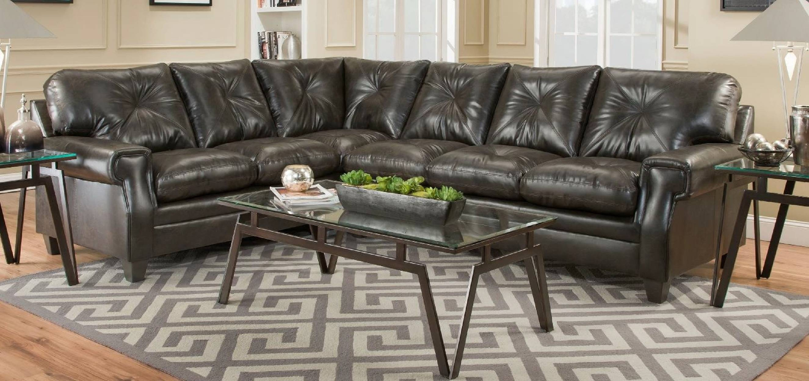 Furniture: Simmons Sectional | Leather Couch Big Lots | Simmons for Big Lots Simmons Furniture (Image 10 of 15)