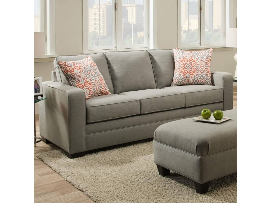 Furniture: Simmons Sofa For Comfortable Seating — Threestems in Big Lots Couches (Image 7 of 15)